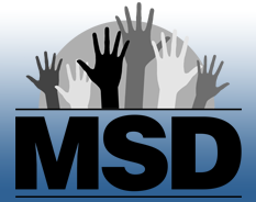 MSD district logo